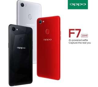 Oppo F7 Pro 128 GB Bisa Dicicil Disini