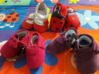 NEW 4 Baby Shoes For RM50 #ramadan50