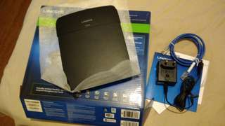 Linksys wifi N-router