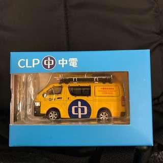 出售Clp 中電緊急維修車模型 My Tiny