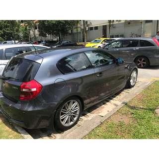 BMW 130i Hatchback Auto M-Sport 3dr
