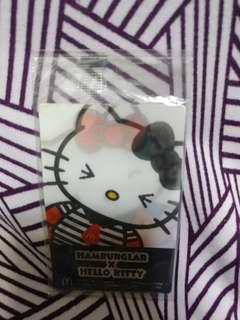 麥當勞漢堡神偷 x Hello Kitty 為食咭(2012年)