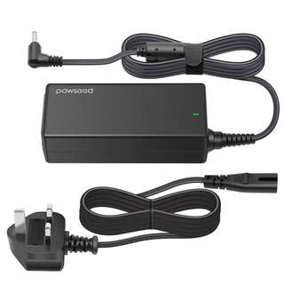 875. POWSEED 65W AC Adapter Laptop Charger