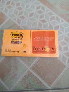 Post It Pop-up Notes 6 Pack