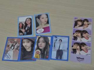 Twice photocards what is love official