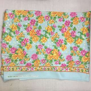 (BN) Promotion for this week-Floral Design Material 4 metres for Stitching