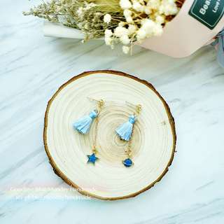 Goodbye Blue Monday Handmade 星球系列soso 耳環Earrings