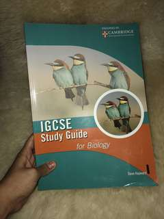 IGCSE Study Guide for Biology
