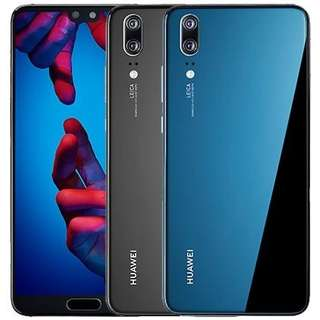 HUAWEI P20 (128G), brand new,  SEALED BOX, FULL warranty