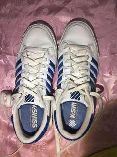 ORIGINAL K-Swiss White Shoes