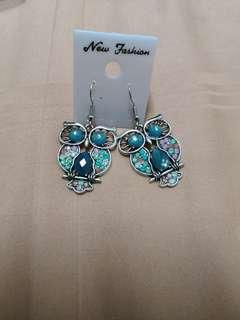Earrings (🦉 Design)