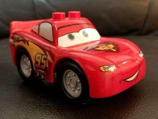 Lightning McQueen - Disney Cars 2