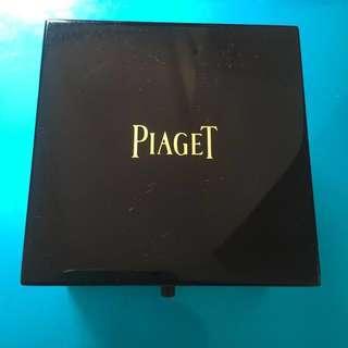 全新絕對正貨100%real piaget首飾盒 另有紙盒可單買