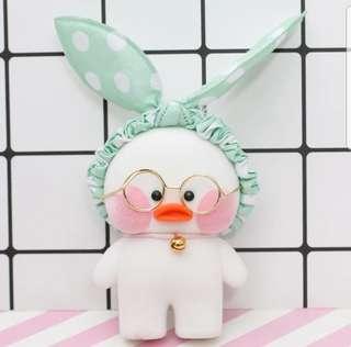 Cafe Mimi Lala Fanfan Duck Figurine