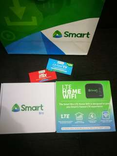 Smart bro home wifi