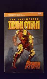 The Invincible Iron Man - Demon in a Bottle