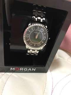 Morgan Stainless Steel Women Watch