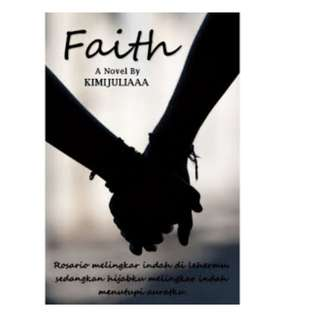 Ebook Faith - Kimijuliaaa
