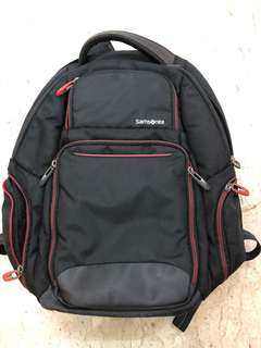 Samsonite laptop haversack