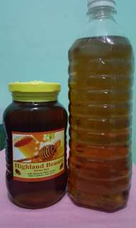 Highland bounty honey bee natural