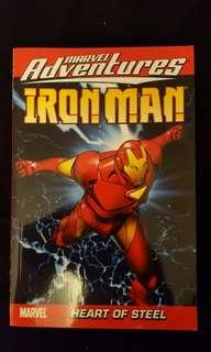 Iron Man - Heart of Steel