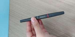Body shop Lip color+lip liner (02 shade)