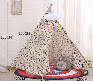 🎪小童帳篷 • Kids play tent 🏕