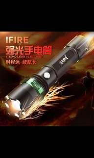 IFIRE 遠射激光燈Long Range laser light