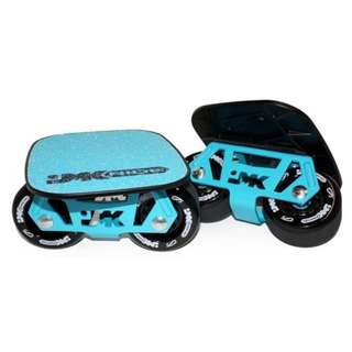 JMK Skate (Turquoise/Black)