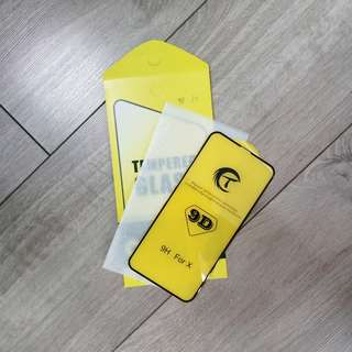iPhone X 強化玻璃保護膜 (Tempered Glass Protector) #SELLMYAPPLE