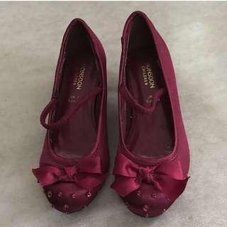 Monsoon Girl's Shoes Kasut Kanak Size UK 7