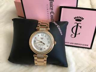 Juicy couture watch Authentic