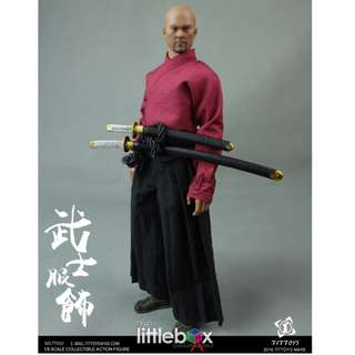 [NO SWORD] TIT TOYS TT010 (A) - 1/6 Costume of the Japanese Warring States Warriors (A)