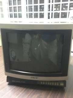 Vintage Sony Colour TV