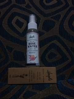 Rose Water Haple