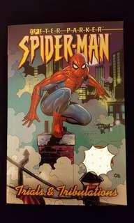 Spider-Man - Trials & Tribulations
