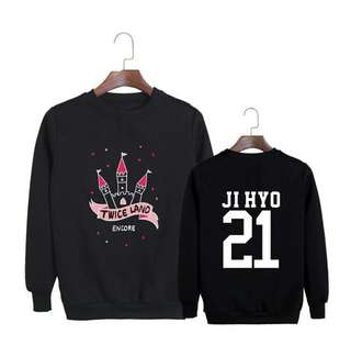 (PREORDER) Twice Sweatshirt