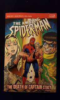 The Amazing Spider-Man - The Death of Captain Stacy