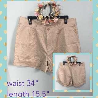 Shorts size 34
