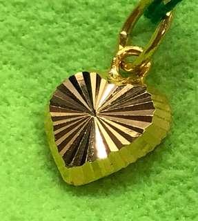 Gold 916 Locket Design ❤️❤️