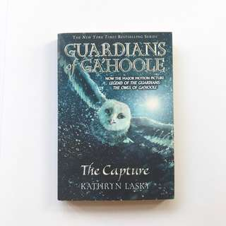 Guardians of Ga'hoole : The Capture by Kathryn Lasky