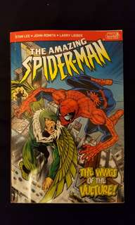 The Amazing Spider-Man - The Wings of the Vulture!