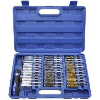 Wire Brush Set - Industrial