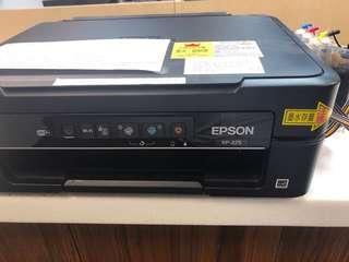 Epson XP 225 免費