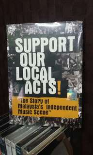 Cd malaysia independent music scene