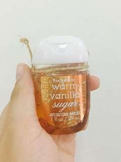 ‼️Repriced Bath & Body Works Pocketbac Warm Vanilla Sugar