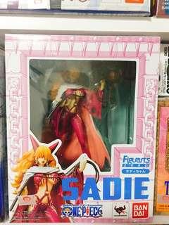Bandai Figuarts Zero one piece Sadie