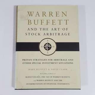 Warren Buffett and the Art of Stock Arbitrage by Buffett & Clark [Hardcover]