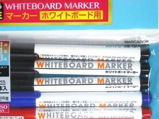 5 pieces whiteboard marker