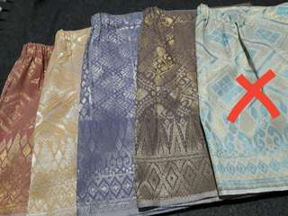 [NEW] Sampin Songket